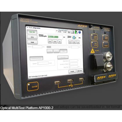Оптическая мультитестовая платформа  AP1000-2