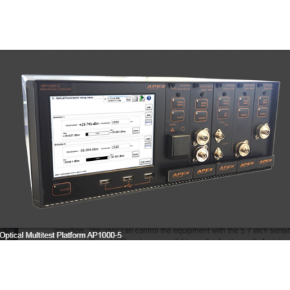 Оптическая мультитестовая платформа AP1000-5