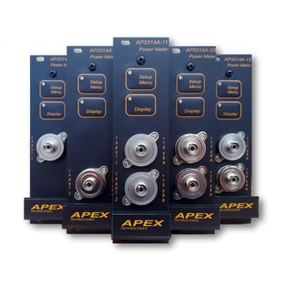 Модули измерителя мощности APEX AP3314A