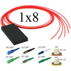 FBT-ММ 1х8 Модель 03 Ооптический разветвитель - выберите необходимые параметры