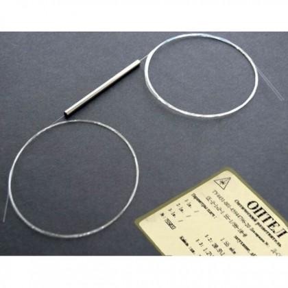 FBT-OM Оптический разветвитель 1х2, модель 01, 1310/1550 нм, 33/67%, 0,25 мм, 1 метр, N