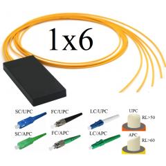 FBT-ОМ 1x6 Модель 03 Оптический разветвитель – выберите необходимые параметры