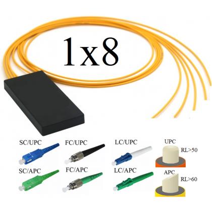 FBT-ОМ 1x8 Модель 03 Оптический разветвитель – выберите необходимые параметры