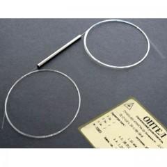 Оптический разветвитель 1х2 FBT-OM, модель 01, 1310/1550 нм, 50:50%, 250 мкм, 1 метр, без коннекторов