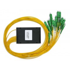 PLC разветвитель 1х32, SC/APC, 3 мм, 1м