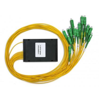 PLC разветвитель 1x16, 900 мкм, 1 м, SC/APC