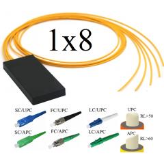 PLC-ОМ 1x8 Модель 03 Оптический разветвитель – выберите необходимые параметры