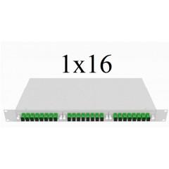 PLC-ОМ 1x16 Модель 04 Оптический разветвитель – выберите необходимые параметры