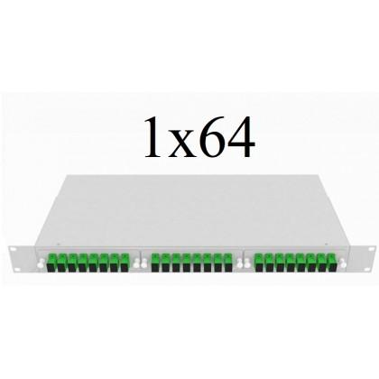 PLC-ОМ 1x64 Модель 04 Оптический разветвитель – выберите необходимые параметры