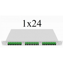 PLC-ОМ 1x24 Модель 04 Оптический разветвитель – выберите необходимые параметры