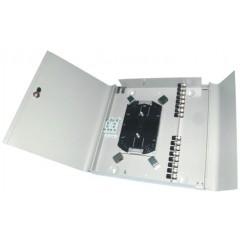 Коробка кроссовая оптическая настенная модель ККО-520