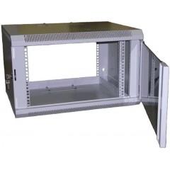 Шкаф сварной настенный ШКО-700, дверь стекло 600x600x15U