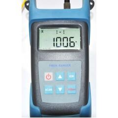 Рефлектометр-индикатор (измеритель расстояний до обрыва или неоднородностей волокна) JW3305N