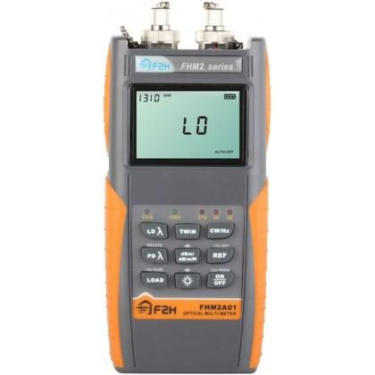 Тестер оптический FHM2A01 (измерение вносимых потерь от -70 до +10 дБм, 1310/1550 нм)