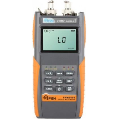 Тестер оптический FHM2B02 (измерение вносимых потерь от -50 до +26 дБм, 1310/1490/1550нм)