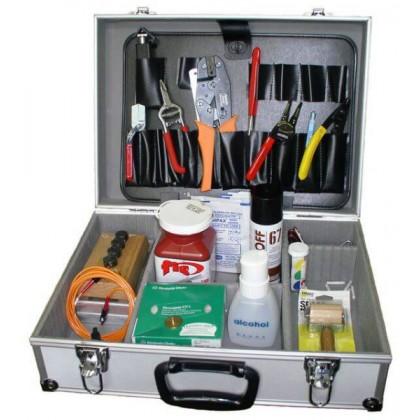 Набор инструментов для оконцевания оптического кабеля НМ-2 для монтажа оптоволокна