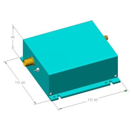Генератор-модулятор FFF-80-B1-F.25-M для акустооптических трактов