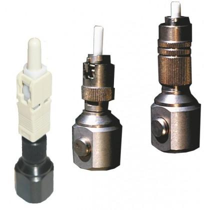 Адаптер для быстрого оконцевания оптических волокон и кабелей