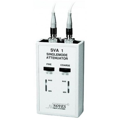 Одномодовый регулируемый аттенюатор SVA-1
