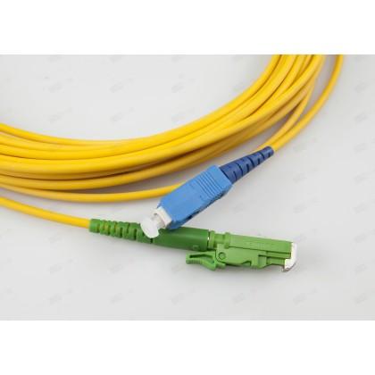 Оптический патчкорд SC-E2000, ОМ, симплекс, 3мм, 3м