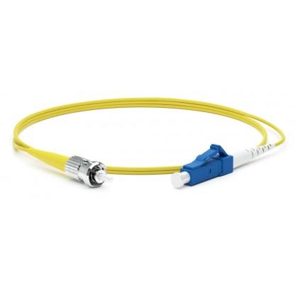 Оптический патчкорд LC-ST, ОМ, симплекс, 3мм, 3м