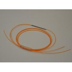 FBT-MM разветвитель 1х2, 850/1300 мкм, 50/125 мкм, 50/50, 900 мкм, 1 м