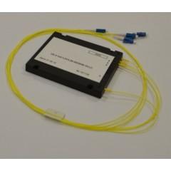 FBT-SM Оптический разветвитель 1х2, 3 мм, 1310/1550, деление на выбор, 1 м
