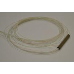 PLC разветвитель 1х4, 900 мкм, 1 м, коннекторы на выбор