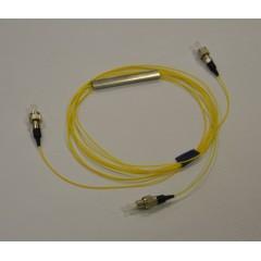 PLC разветвитель 1х2, 0,9 мм, 1 м, коннекторы на выбор