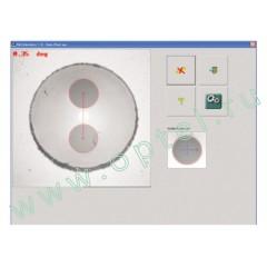 Программа РМ-Orientator для измерения геометрических параметров оптических разьемов