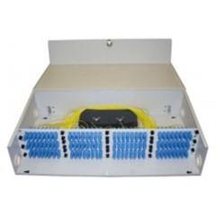 Универсальная стоечная коробка ККО-330/96 SC,FC,ST,LC duplex (300х530х115)