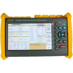 Оптический рефлектометр Grandway FHO5000-T43F (1310/1550/фильтр 1625нм, 43/41/41дБ)