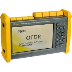 Grandway FHO5000-TC35F-LS-PM-TS-FM - оптический рефлектометр 1310/1550/1650 (фильтр) нм, 35/33/31 дБ, VFL, PM, LS, TS, FM