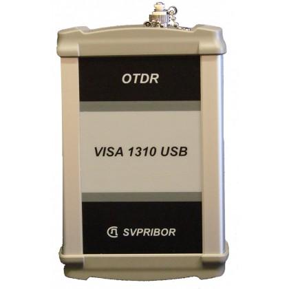 Рефлектометр VISA USB Связьприбор 1310 нм, 37 дБ