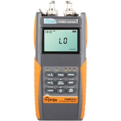 Тестер оптический FHM2B01 (измерение вносимых потерь от -50 до +26 дБм, 1310/1550нм)