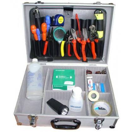 Набор инструментов для разделки оптического кабеля НМ-1 для монтажа оптоволокна