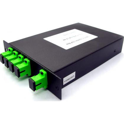 CWDM спектральный мультиплексор в корпусе