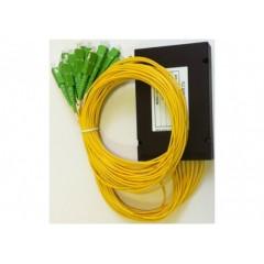 Оптический PLC разветвитель для сетей PON